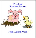 Click Here To Buy Curriculum which has four weekly themes