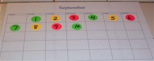 Circle Time Calendar